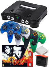 Nintendo 64 System Party Pack