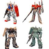 FW Gundam STANDart Trading Figures
