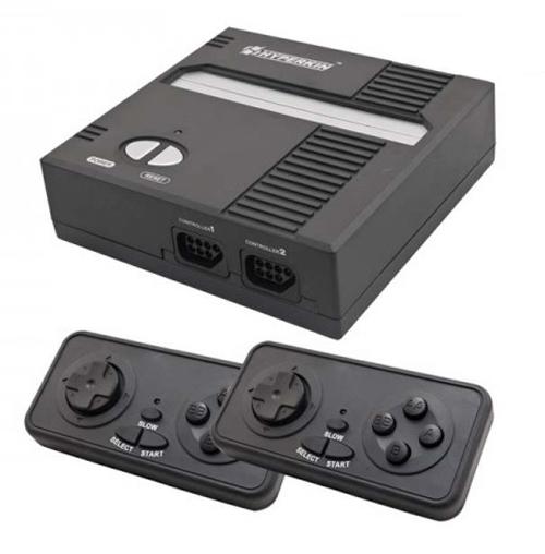 Retron 1 NES System Black