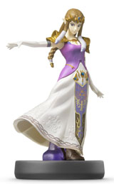 amiibo Zelda Super Smash Bros Series