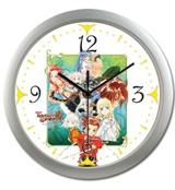 Tales Of Symphonia: PS2 Key Art Wall Clock