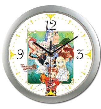 Tales Of Symphonia Wall Clock (PS2)
