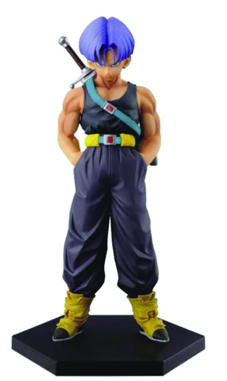 Dragon Ball Z Chozousyu Volume 2 Trunks Figure