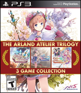 Arland Atelier Trilogy