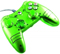 Xbox One Liquid Metal Green Wired Controller
