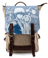 Gintama Canvas Backpack