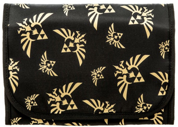 The Legend of Zelda: Wind Waker Link Cosmetic Bag (back)