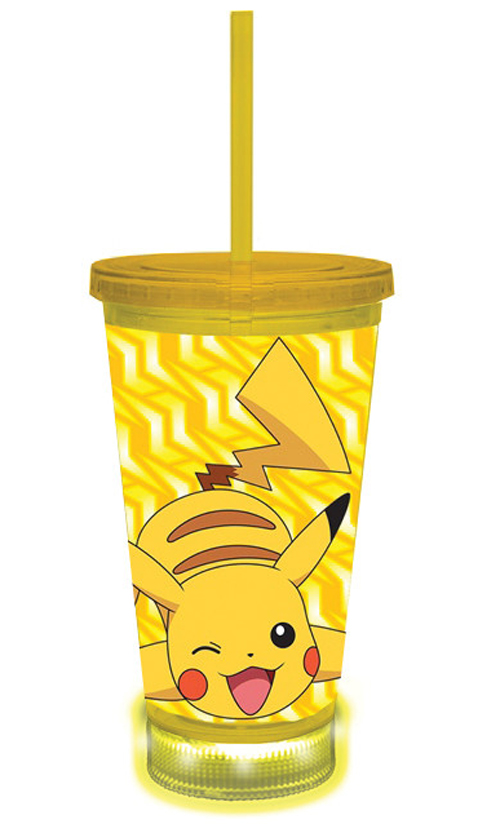 Pokemon Pikachu LED Carnival Cup