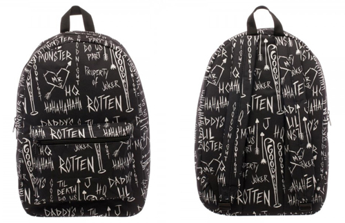 Suicide Squad Sketch Backpack