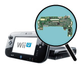 Nintendo Wii U Repairs: Gamepad Motherboard Replacement Service