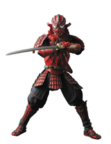 Manga Realization Meisho Samurai Spider-Man Action Figure
