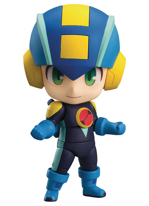 Mega Man Battle Network Mega Man EXE Nendroid