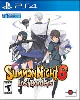Summon Night 6: Lost Borders 1st Edition