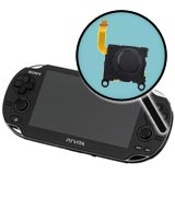 PS Vita Model 1000 Repairs: Analog Joystick Replacement Service