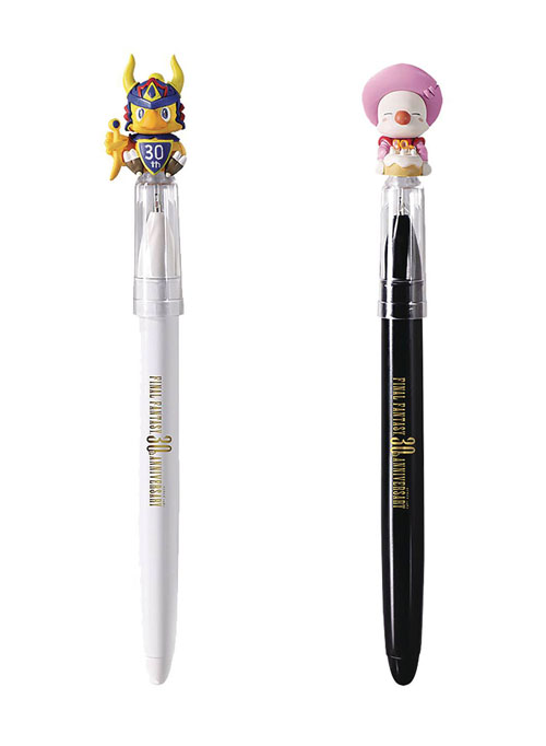 Final Fantasy 30th Anniversary Chocobo and Moogle Pen Set