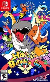 NSW Happy Birthdays Launch Edition Boxart