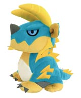 Monster Hunter: Zinogre Plush