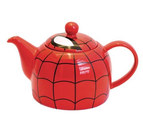 Marvel Spider-Man Teapot