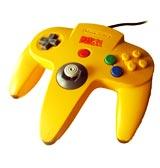 Nintendo 64 Controller Donkey Kong Banana