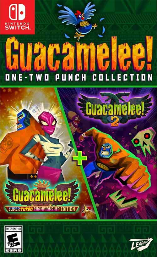 Guacamelee! One-Two Punch Collection Launch Edition