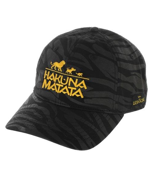 Lion King Hakuna Matata Embroidered Dad Hat