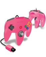 N64 Captain Premium Controller Funtoon Edition Princess Pink