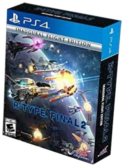 R-Type Final 2 Inaugural Flight Edition