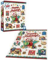 Super Mario Happy Holidays 1000 Piece Puzzle