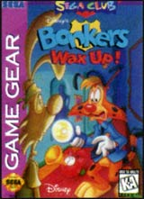 Bonkers: Wax Up!