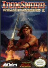 Wizards and Warriors II: Ironsword