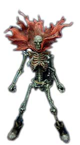 Final Fantasy VIII Skeleton Warrior Action Figure Series 3