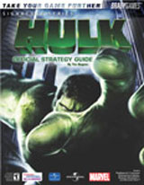 The Hulk Official Strategy Guide