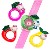 Hello Kitty Teeny Timers Fruit Watch