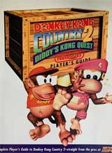 Donkey Kong Country 2 Diddy's Kong Quest Nintendo Player's Guide