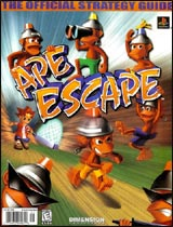 Ape Escape Official Strategy Guide