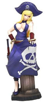 King of Fighters Max Impact: B. Jenny Pirate SRDX Version Figure
