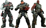 Gears of War Action Figure Series 1 Box Set