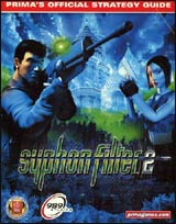 Syphon Filter 2 Official Strategy Guide Book