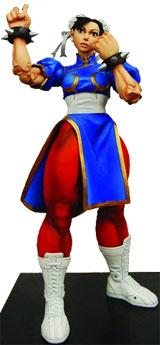 Street Fighter IV Chun Li 7
