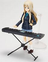 K-On! Tsumugi Kotobuki Mobip PVC Figure