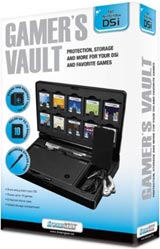 DSi Gamer's Vault Carrying Case