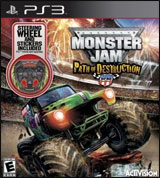 Monster Jam 3: Path of Destruction Bundle