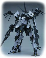 Armored Core For Answer BFF 063AN Ambient Fine Scale Model Kit