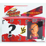 Street Fighter Sagat Mini Figure 2 Pack by Kidrobot