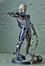Metal Gear Rising Revengeance Raiden 1/6 PVC Statue