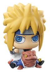 Naruto Shippuden: Minato and Gamabunta ChimiMega Coin Bank Figure