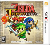 Legend of Zelda: Tri Force Heroes