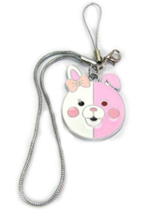 Dangan Ronpa Phone Charm