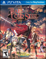Legend of Heroes: Trails of Cold Steel 2