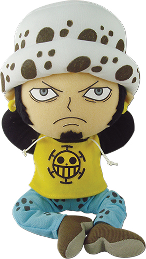 One Piece: Trafalgar D. Law 8 Inch Plush